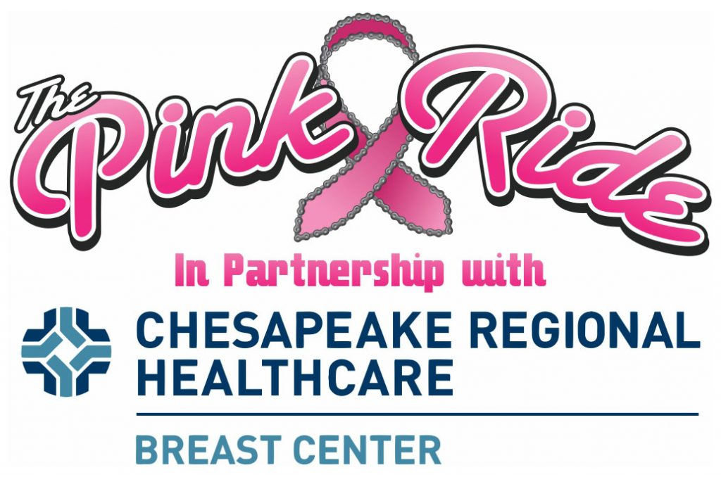 The Pink Ride, in partnership with Chesapeake Regional Health Care Breast Center